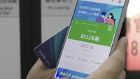 Canggih! Wuhan Pakai Aplikasi Social Distancing di Subway