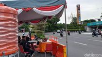 Besok, Warga yang Tak Punya Kepentingan Diimbau Tidak ke Surabaya