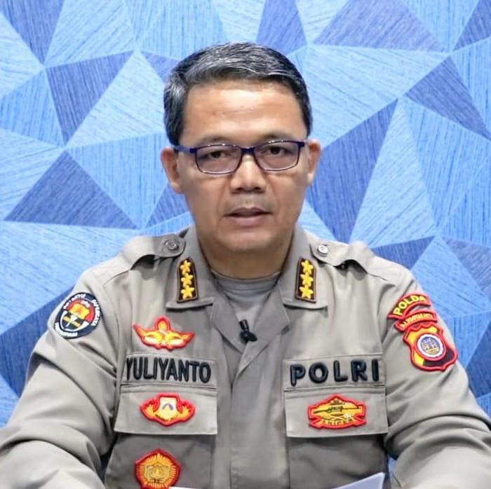 Kabid Humas Polda DIY, Kombes Yuliyanto, Kamis (2/4/2020).