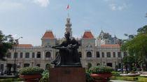Balai Kota Ho Chi Minh Vietnam yang Memukau
