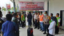 Pantau Pemudik, 7 Posko Mudik dan Pelayanan Covid-19 Disiapkan di Jombang