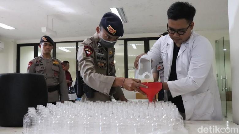 hand sanitizer arak Bali