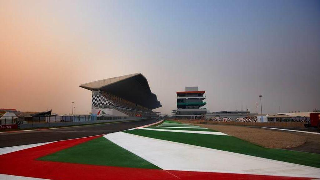 Bekas Sirkuit F1 di India Disulap Jadi Kamp Karantina Corona