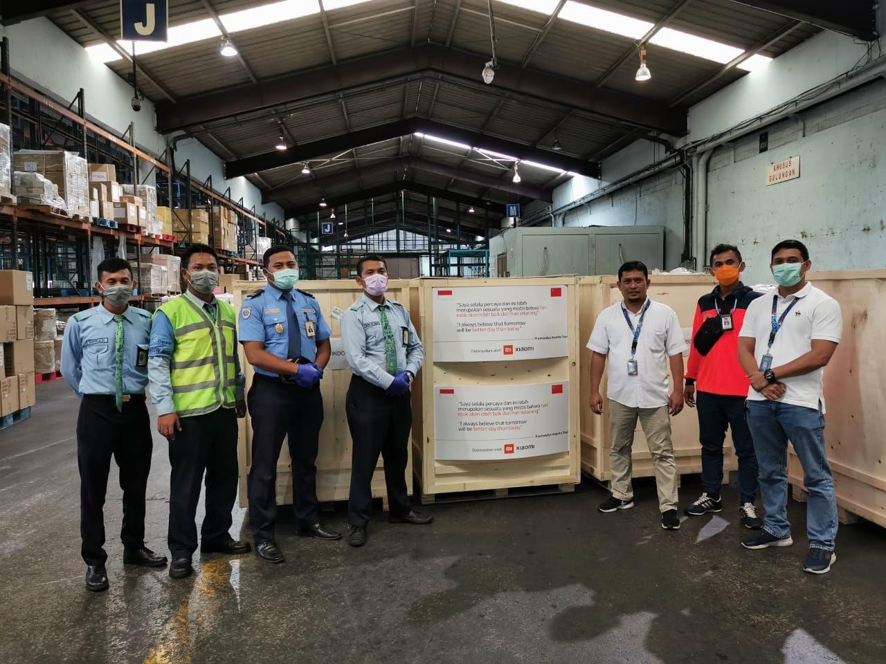 Xiaomi Sebar 100 Ribu Masker untuk Tenaga Medis Indonesia