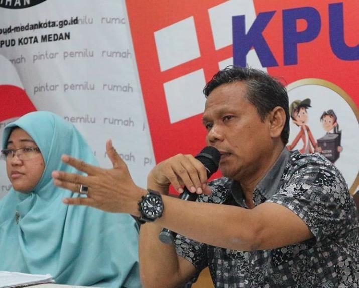 Tahapan Pilkada Ditunda, Bagaimana Nasib PPK di Medan yang Sudah Dilantik?