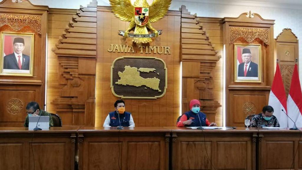 Dampak Corona, Pemprov Jatim Gratiskan Sewa 3 Bulan untuk 4 Rusunawa di Surabaya