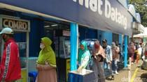 Khawatir Lockdown, Warga Jakarta Padati Supermarket
