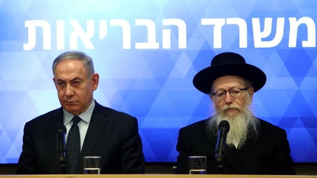 Menteri Kesehatan Israel dan Istrinya Positif Virus Corona