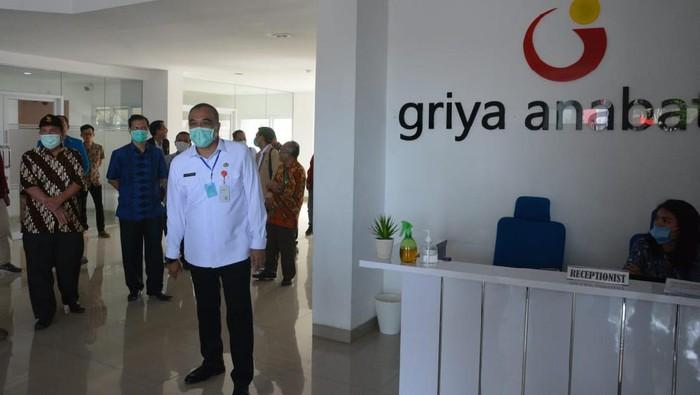 ODP Corona di Tangerang Akan Dikarantina di Wisma Anabatic Kelapa Dua