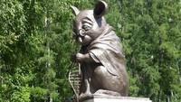 Rusia Bikin Monumen Khusus Tikus Percobaan