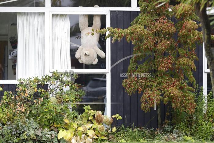 Warga Selandia Baru membuat gerakan menaruh boneka beruang di jendela rumah untuk mengurangi rasa cemas akan berita wabah virus corona.