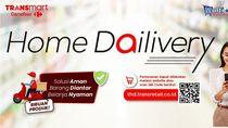 Belanja Harian Aman & Nyaman? Ayo Pesan di Transmart Home Dailivery