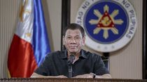 Duterte Tak Izinkan Siswa Kembali ke Sekolah Hingga Vaksin Corona Ditemukan