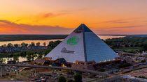 Mirip di Mesir, Bedanya Piramida Ini Bisa Diinapi