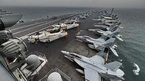 AS Evakuasi Ribuan Awak Kapal Induk yang Terjebak Virus Corona