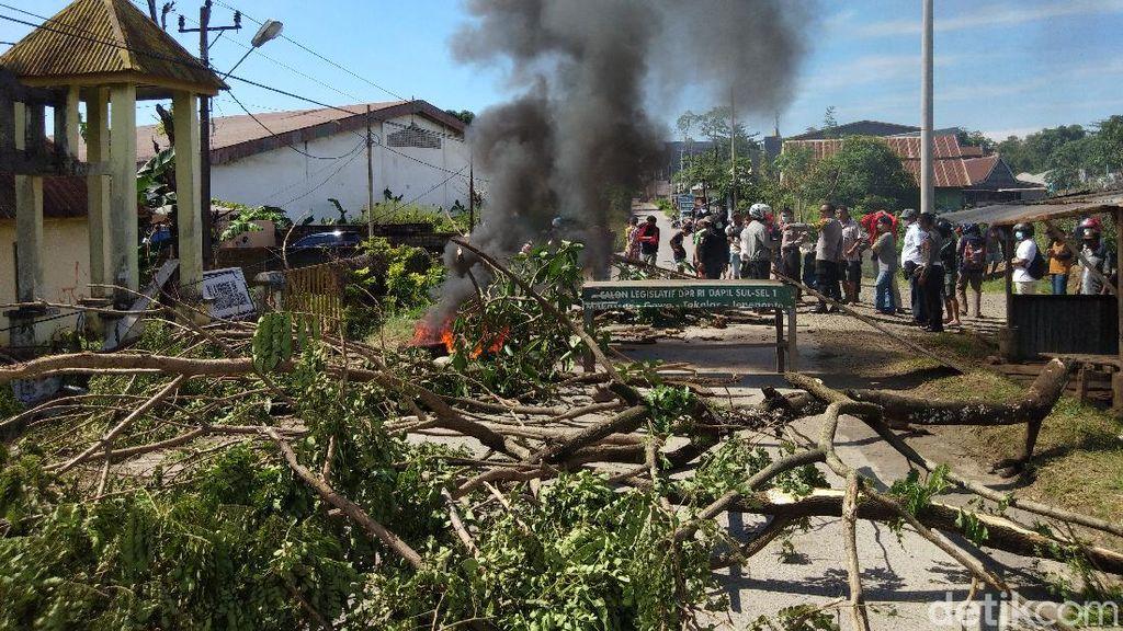 Warga Tolak Jenazah Korban Corona di Gowa, 5 Provokator Ditangkap Polisi