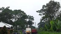 Gunung Merapi Erupsi Tertutup Kabut, Warga Klaten Dengar Suara Gemuruh