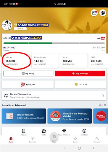 Kuota Telkomsel 30 GB hanya Rp 10? Ini Faktanya...