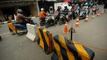 Beton Karantina Wilayah di Tegal Dibuka Paksa