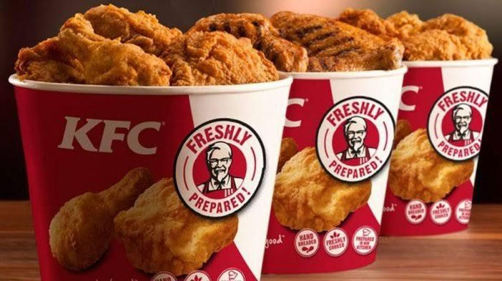 KFC Sumbang 1 Juta Potong Ayam untuk Masyarakat yang Membutuhkan