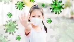 Pandemi Corona di Indonesia, Lawan dengan Daya Tahan Tubuh Kuat