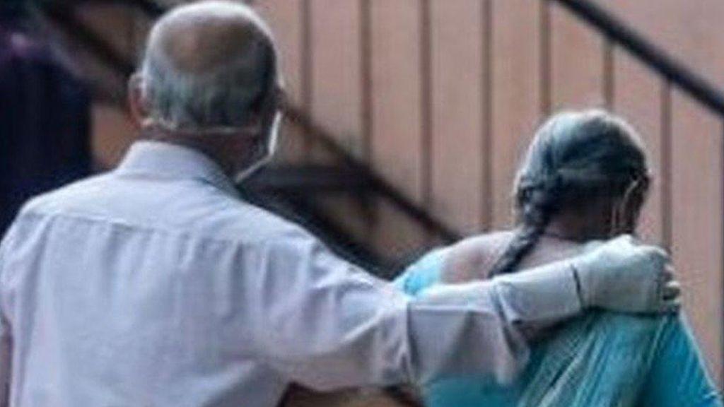 Kakek Berumur 93 Tahun di India Sembuh dari Infeksi Virus Corona