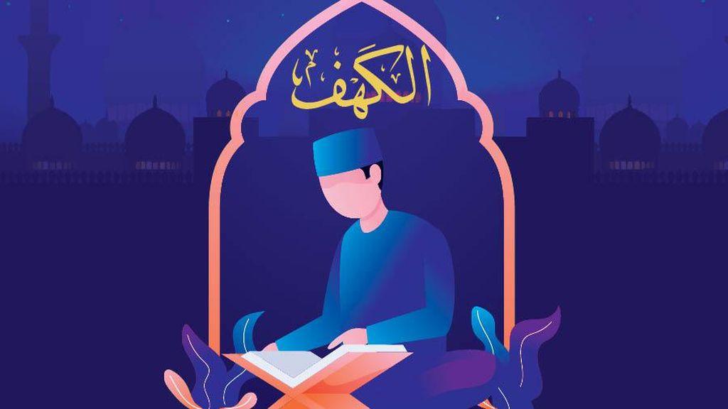 Surat Al Kahfi ayat 1-10, Lengkap Latin dan Terjemahannya