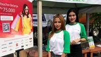 Direktur Speedwork Solusi Utama, Foeryanto Jawoto mengatakan, melalui aplikasi tersebut, pihaknya telah membantu menjual ban GT Radial, IRC dan Zeneos melalui toko retail resminya seperti Tirezone dan Motoxpress. Foto: dok. Gajah Tunggal