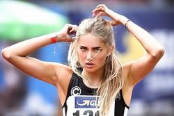 Foto: Alica Schmidt, Atlet Terseksi Sedunia