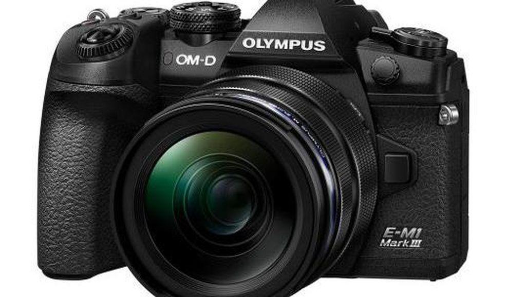 Olympus Boyong Mirrorless E-M1 Mark III ke Indonesia, Keunggulannya?