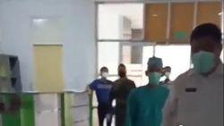 Viral PDP Ngamuk Banting Tempat Sampah di RS, Ini Kata Satgas COVID-19