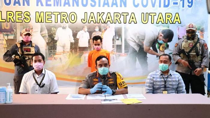 Penghina Jokowi di Jakut ditangkap polisi