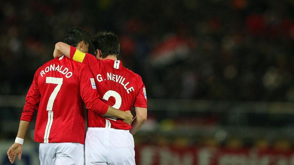 Masalah Besar yang Bikin Ronaldo Tinggalkan Man United