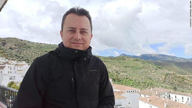Kota Zahara de la Sierra di Spanyol