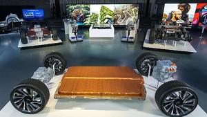 Intip Jeroan Mobil Listrik Honda Terbaru yang Usung Baterai Ultium