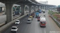 Mulai Hari Ini Mudik Dilarang, Jalan Tol Tak Ditutup