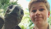 Isolasi Diri ala Anak Steve Irwin, Tinggal di Kebun Binatang