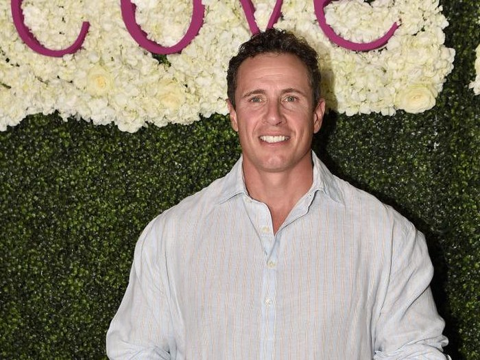 PARADISE ISLAND, BAHAMAS - NOVEMBER 04:  Chris Cuomo attends the weekend opening of The NEW ultra-luxury Cove Resort at Atlantis Paradise Island on November 4, 2017 in The Bahamas.  (Photo by Theo Wargo/Getty Images for The Cove, Paradise Island)