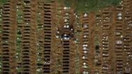 Brazil Siapkan Kuburan Massal untuk Korban Corona