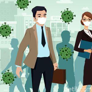 Perusahaan Wajib Sediakan Masker untuk Karyawan
