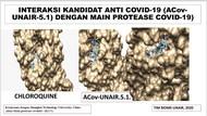 Senyawa Bakal Calon Obat COVID-19 Unair Akan Dipatenkan