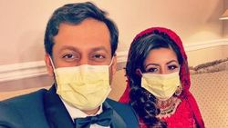 Pasangan Dokter Ini Batal Bulan Madu untuk Tangani Pasien Corona