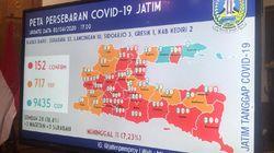 10 Positif Corona, Lamongan Ditetapkan Jadi Zona Merah