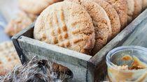 Resep Peanut Butter Cookies Cukup dengan 3 Bahan Saja
