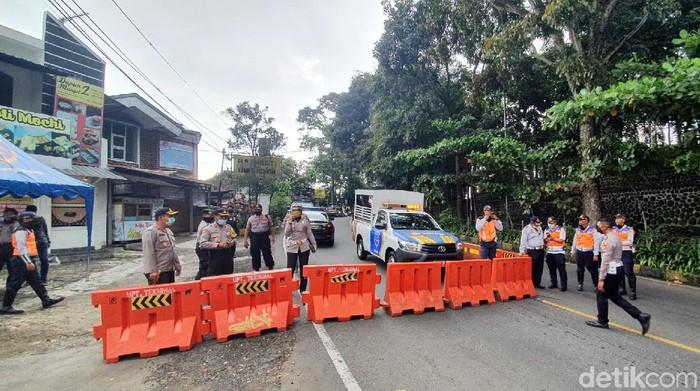Akses Setukpa Polri di Sukabumi