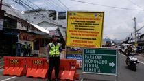Jalan Utama Temanggung-Wonosobo Ditutup! Perhatikan Jalur Alternatif