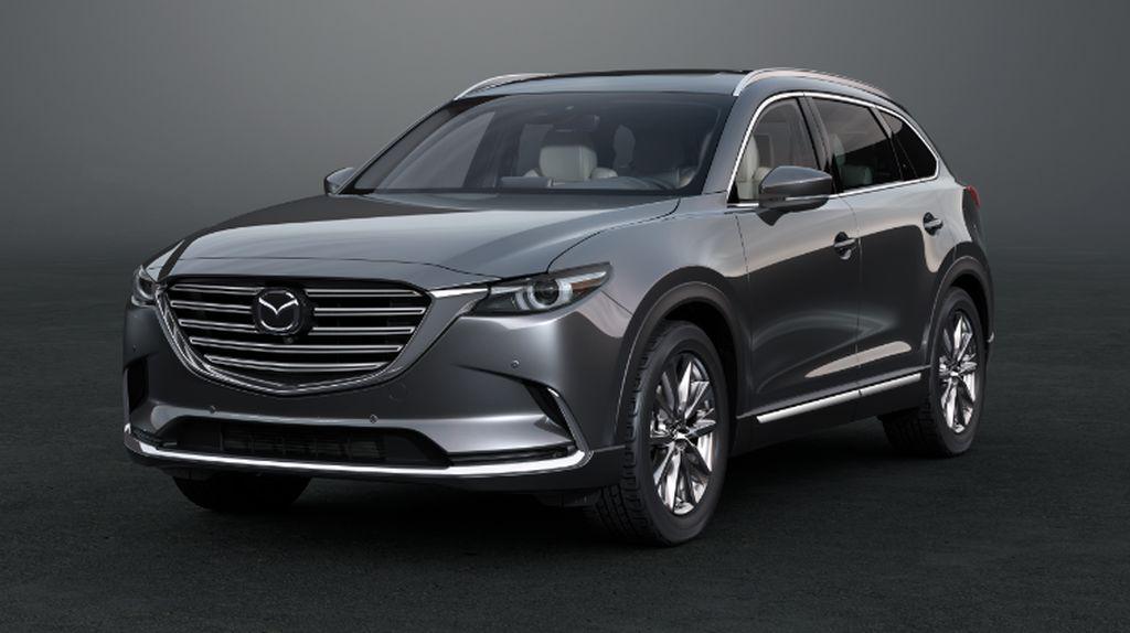 Intip Spek Lengkap Model Baru Mazda CX-9 dan CX-3 yang Baru Meluncur di RI