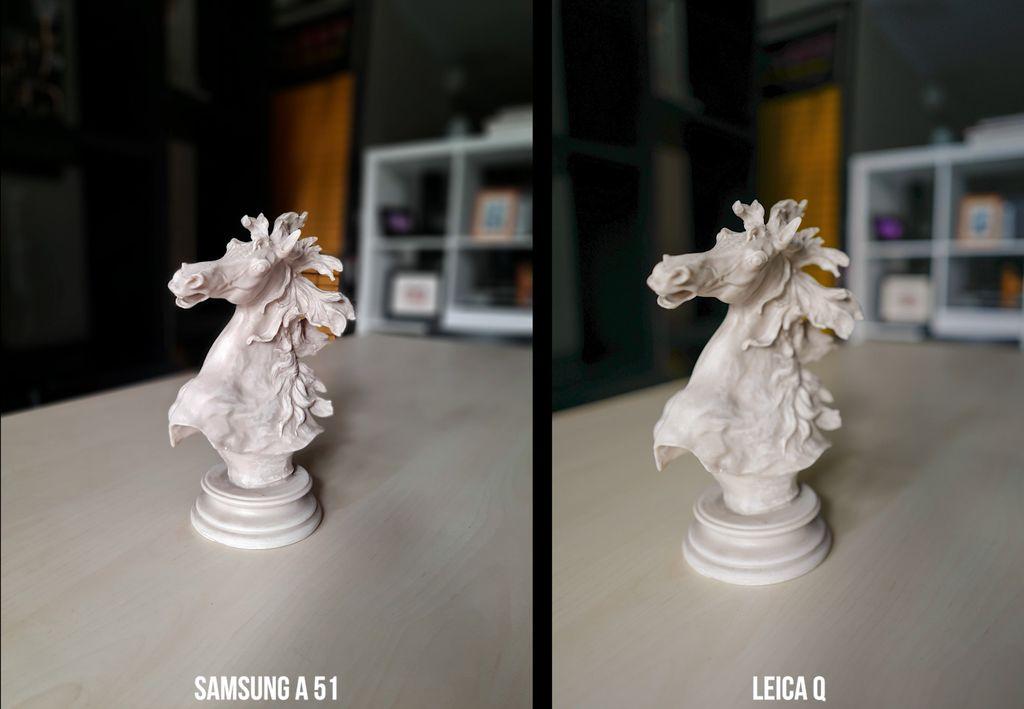 review kamera ponsel Samsung Galaxy A51