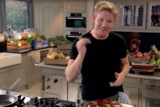 Tips bikin telur orak-arik ala Gordon Ramsay