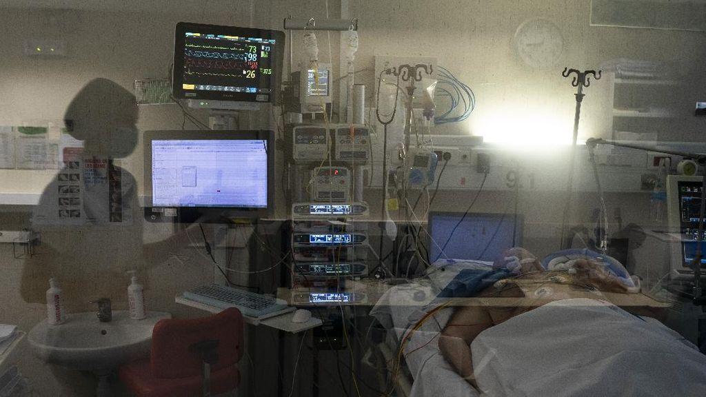 Separuh dari Pasien Corona yang Gunakan Ventilator di Jerman Meninggal